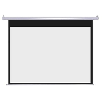 Electric-Motorized-HD-Projector-72-034-Screen-16-9-Wall-Ceiling-Home-Theater-L9V2C thumbnail 6